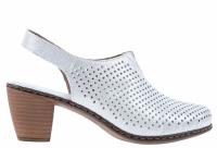 женская обувь RIEKER белого цвета отзывы, 2017