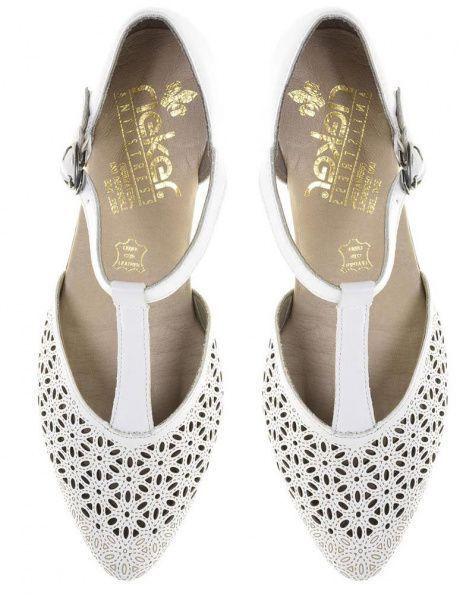 Босоножки для женщин RIEKER босоніжки жін. (36-41) RW1260 брендовая обувь, 2017