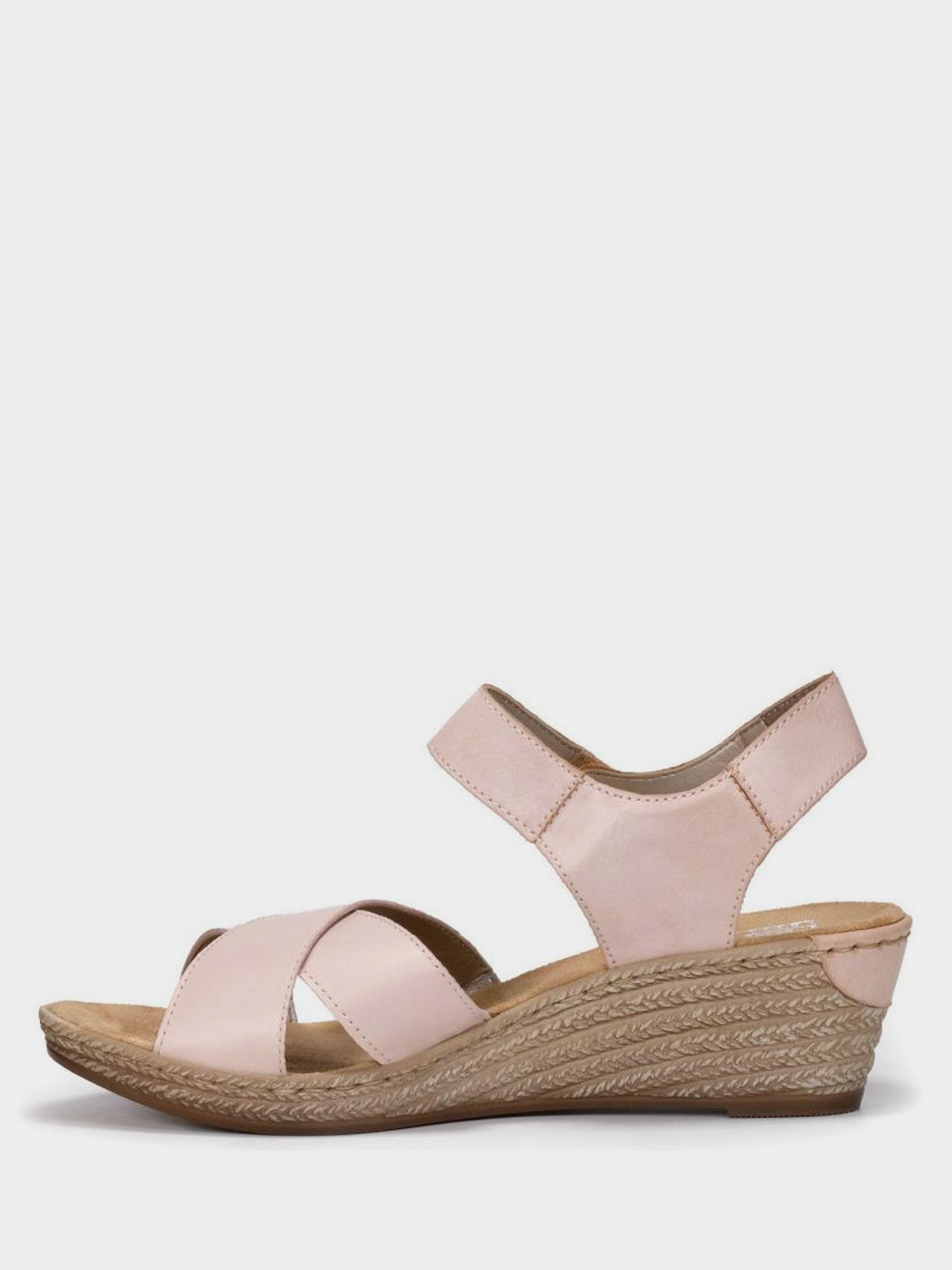 Босоножки для женщин RIEKER RW1267 размеры обуви, 2017