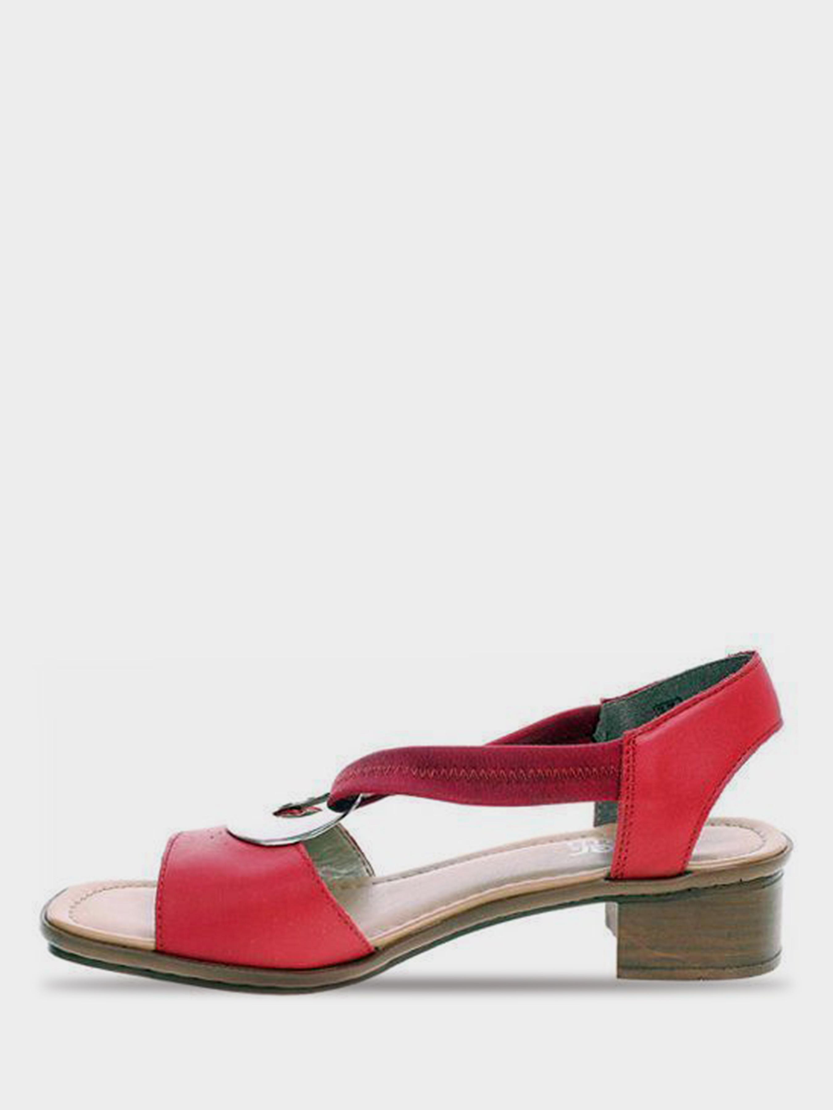 Босоножки для женщин RIEKER RW1268 размеры обуви, 2017