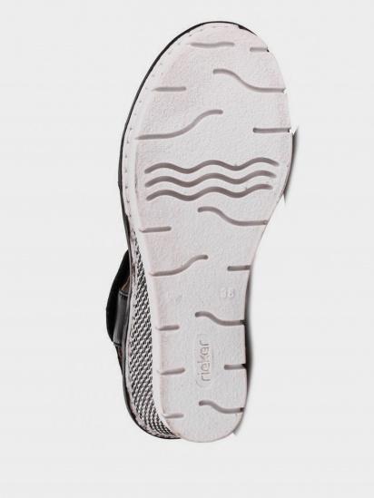 Босоніжки  для жінок RIEKER 68599/14 модне взуття, 2017