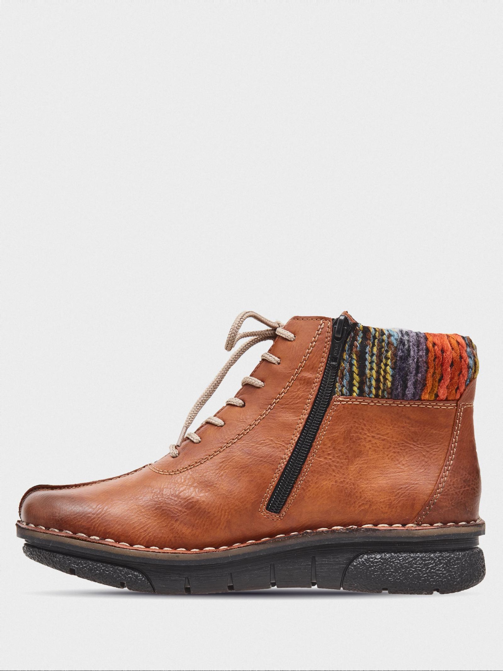 Ботинки для женщин RIEKER 73341/24 размеры обуви, 2017