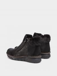 Ботинки для женщин RIEKER 73352/00 размеры обуви, 2017