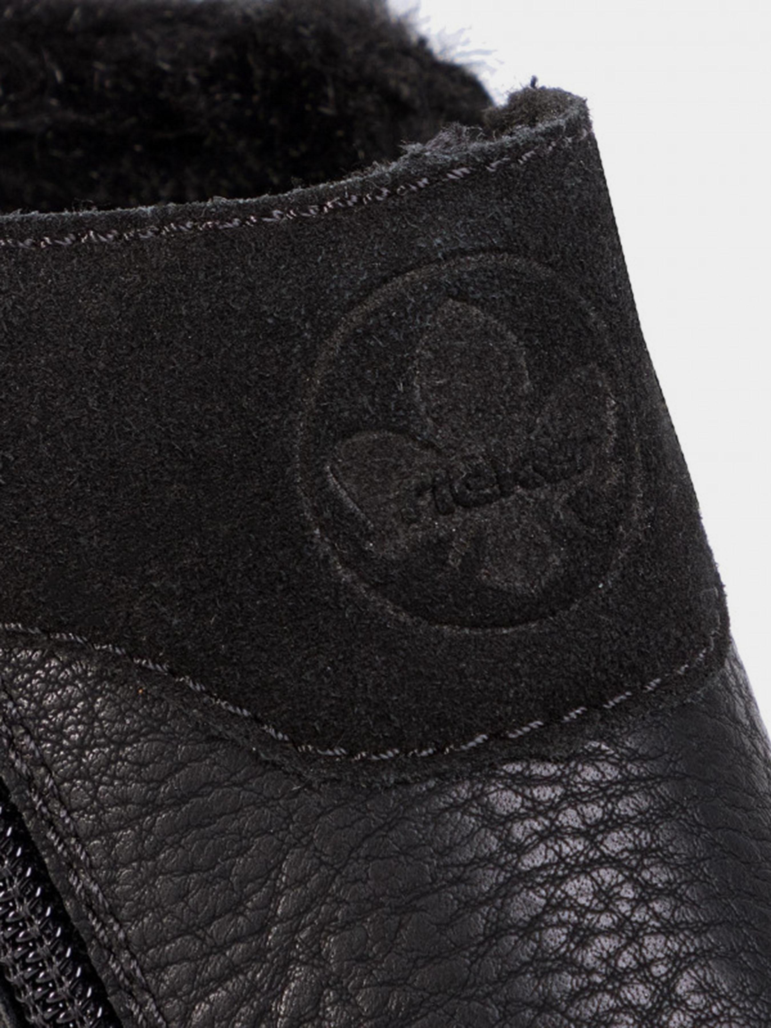 Ботинки для женщин RIEKER 73352/00 модная обувь, 2017