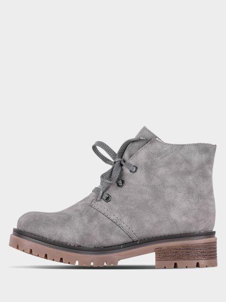 Ботинки для женщин RIEKER RW1287 размерная сетка обуви, 2017