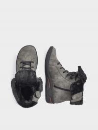 Ботинки для женщин RIEKER Z1604/45 размеры обуви, 2017