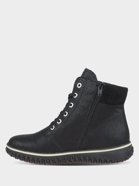 Ботинки для женщин RIEKER Z4226/00 размеры обуви, 2017