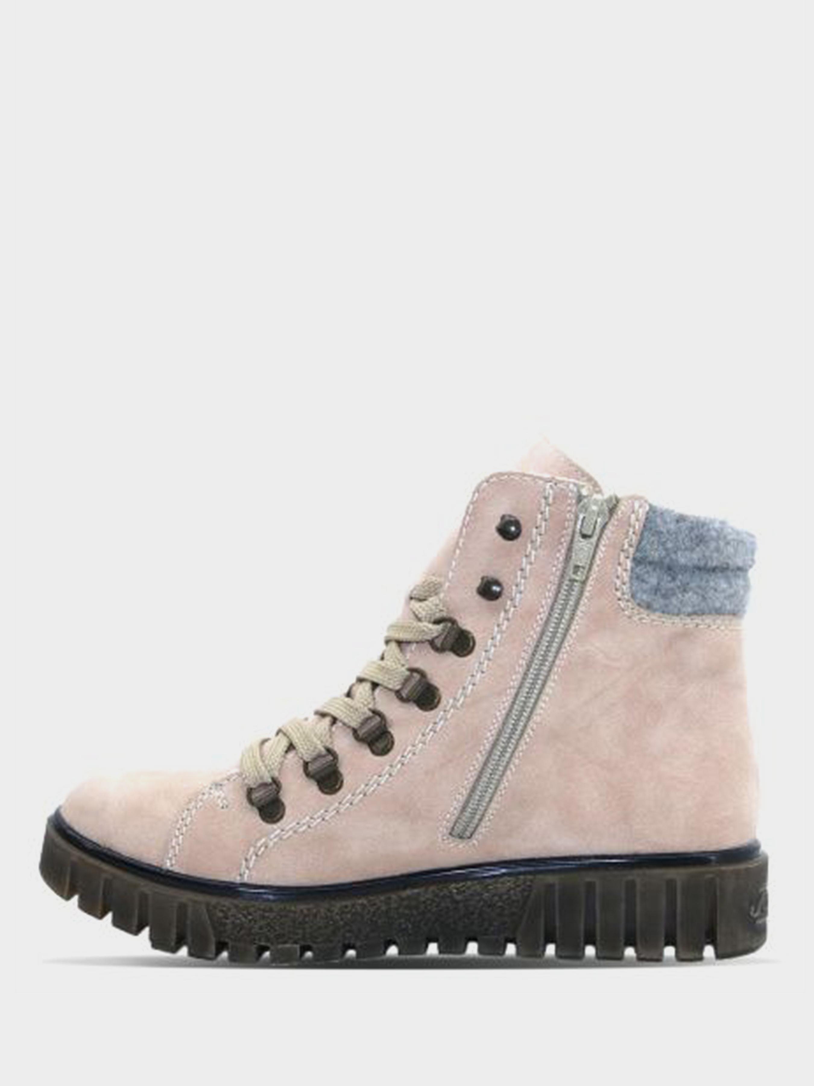 Ботинки для женщин RIEKER Y3440/31 размеры обуви, 2017