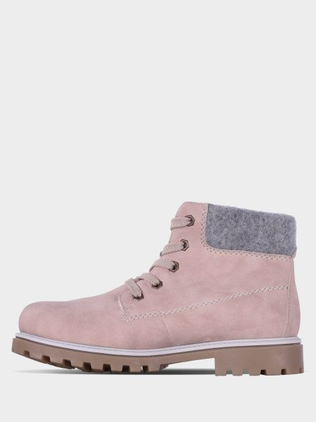 Ботинки для женщин RIEKER RW1360 размерная сетка обуви, 2017
