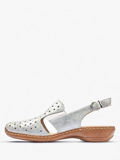 Туфлі  для жінок RIEKER 41392/90 41392/90 розміри взуття, 2017