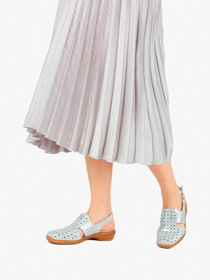 Туфлі  для жінок RIEKER 41392/90 41392/90 в Україні, 2017