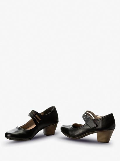 Туфлі  для жінок RIEKER 45060/00 розмірна сітка взуття, 2017