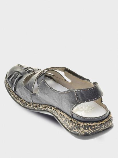 Туфлі  для жінок RIEKER 46377/14 розмірна сітка взуття, 2017