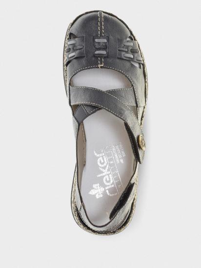 Туфлі  для жінок RIEKER 46377/14 розміри взуття, 2017