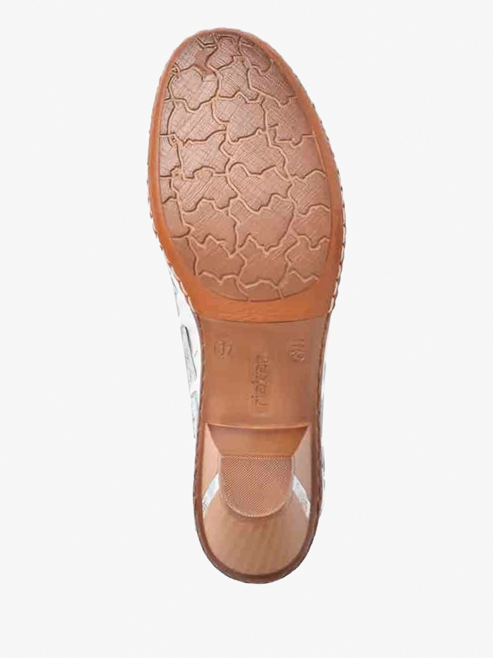 Босоніжки  для жінок RIEKER 46778/80 модне взуття, 2017