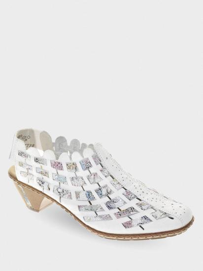 Босоніжки  для жінок RIEKER 46778/80 продаж, 2017