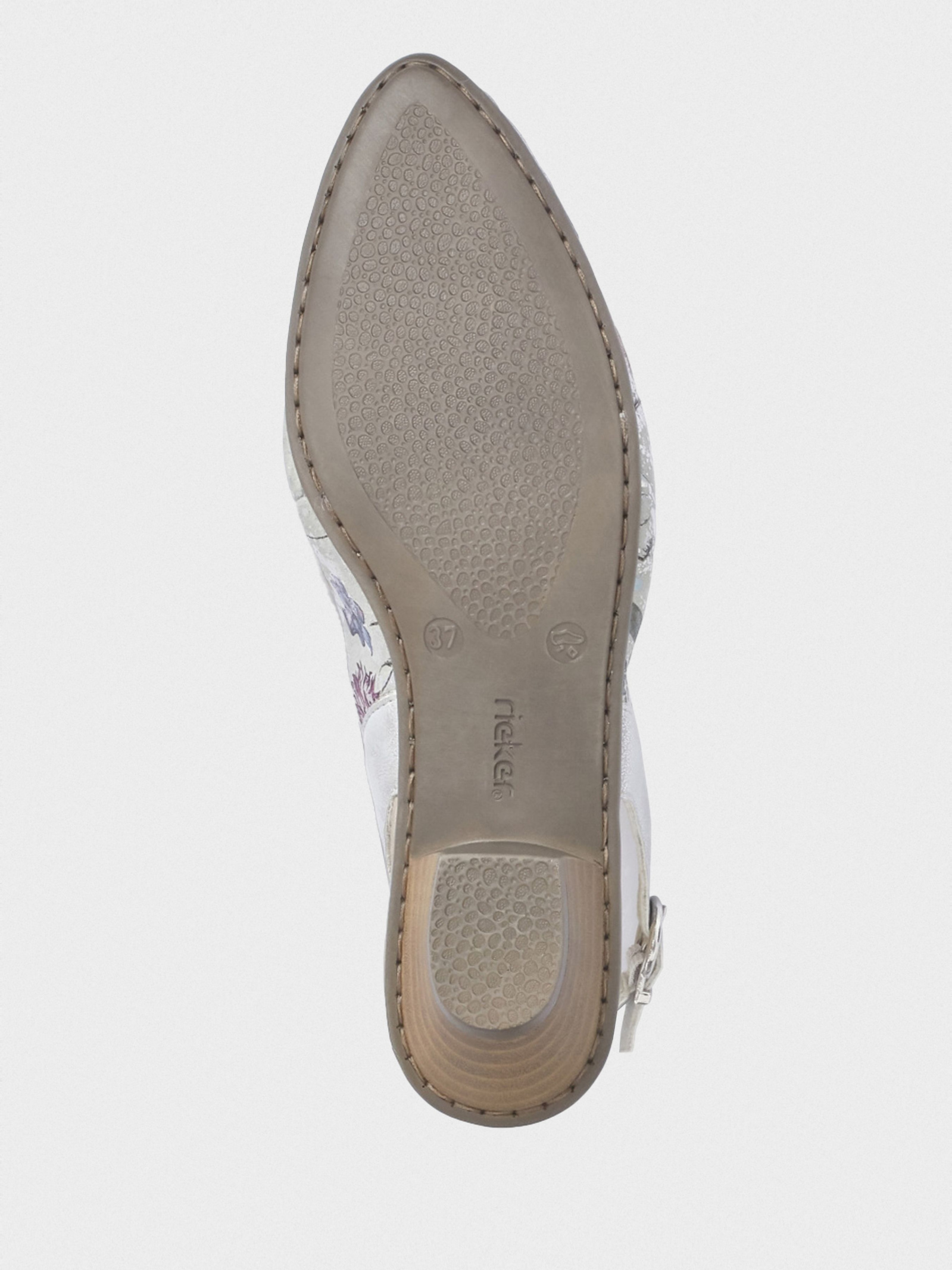 Босоніжки  для жінок RIEKER 58063/91 модне взуття, 2017