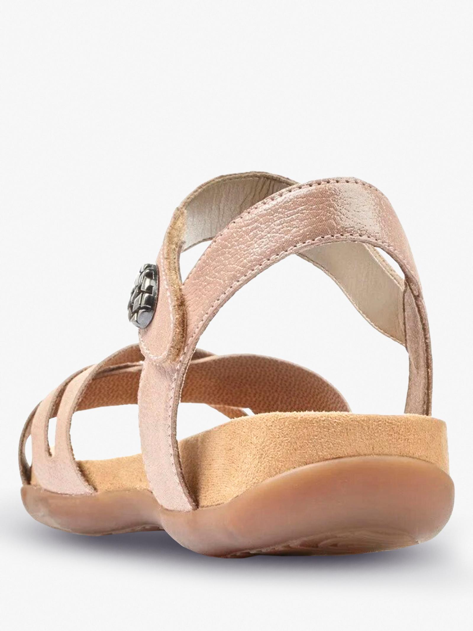 Сандалии для женщин RIEKER 60553/31 модная обувь, 2017