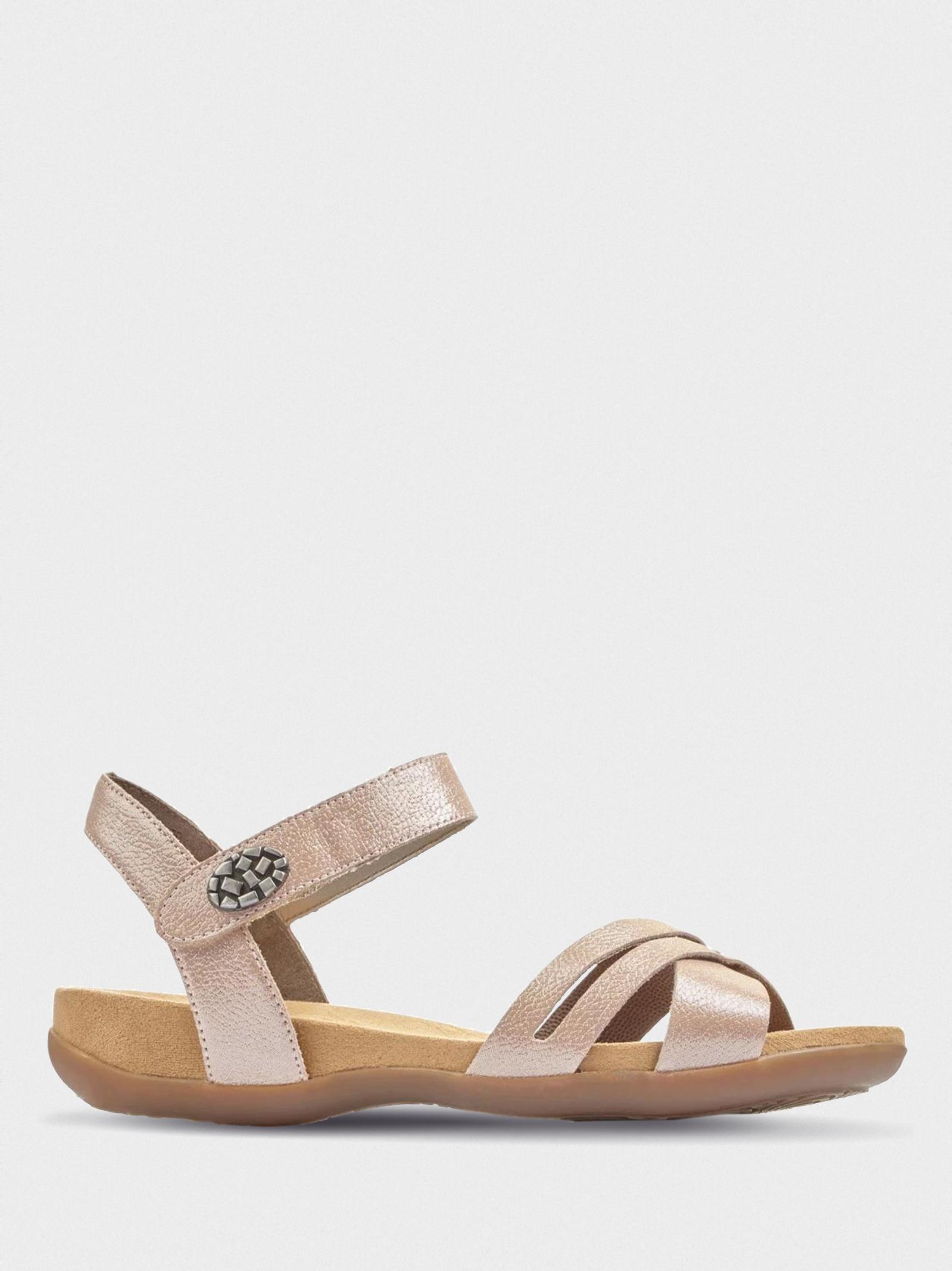 Сандалии для женщин RIEKER 60553/31 размеры обуви, 2017