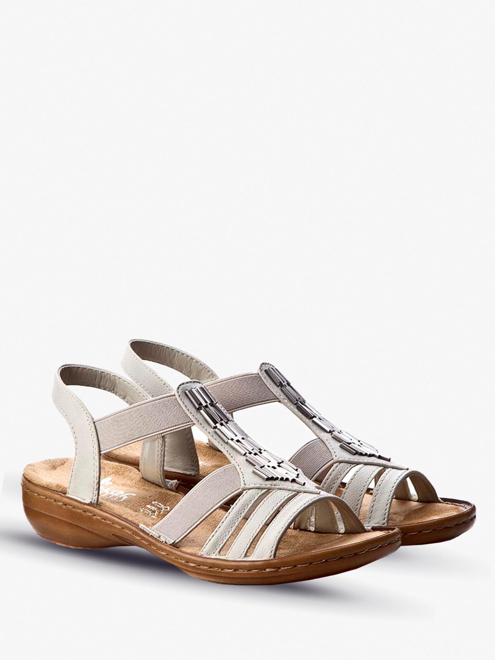 Сандалии для женщин RIEKER 60800/80 модная обувь, 2017