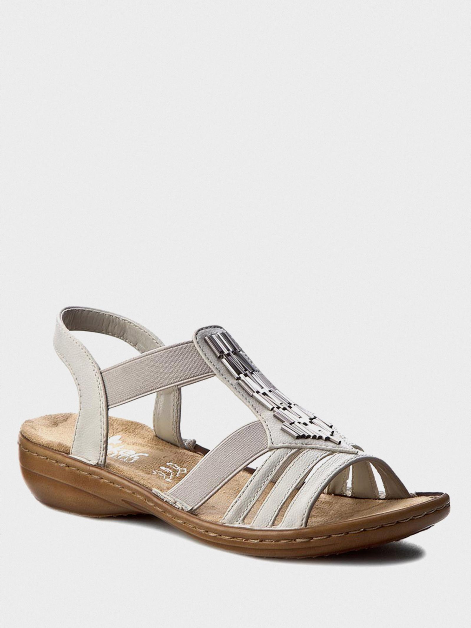 Сандалии для женщин RIEKER 60800/80 размеры обуви, 2017