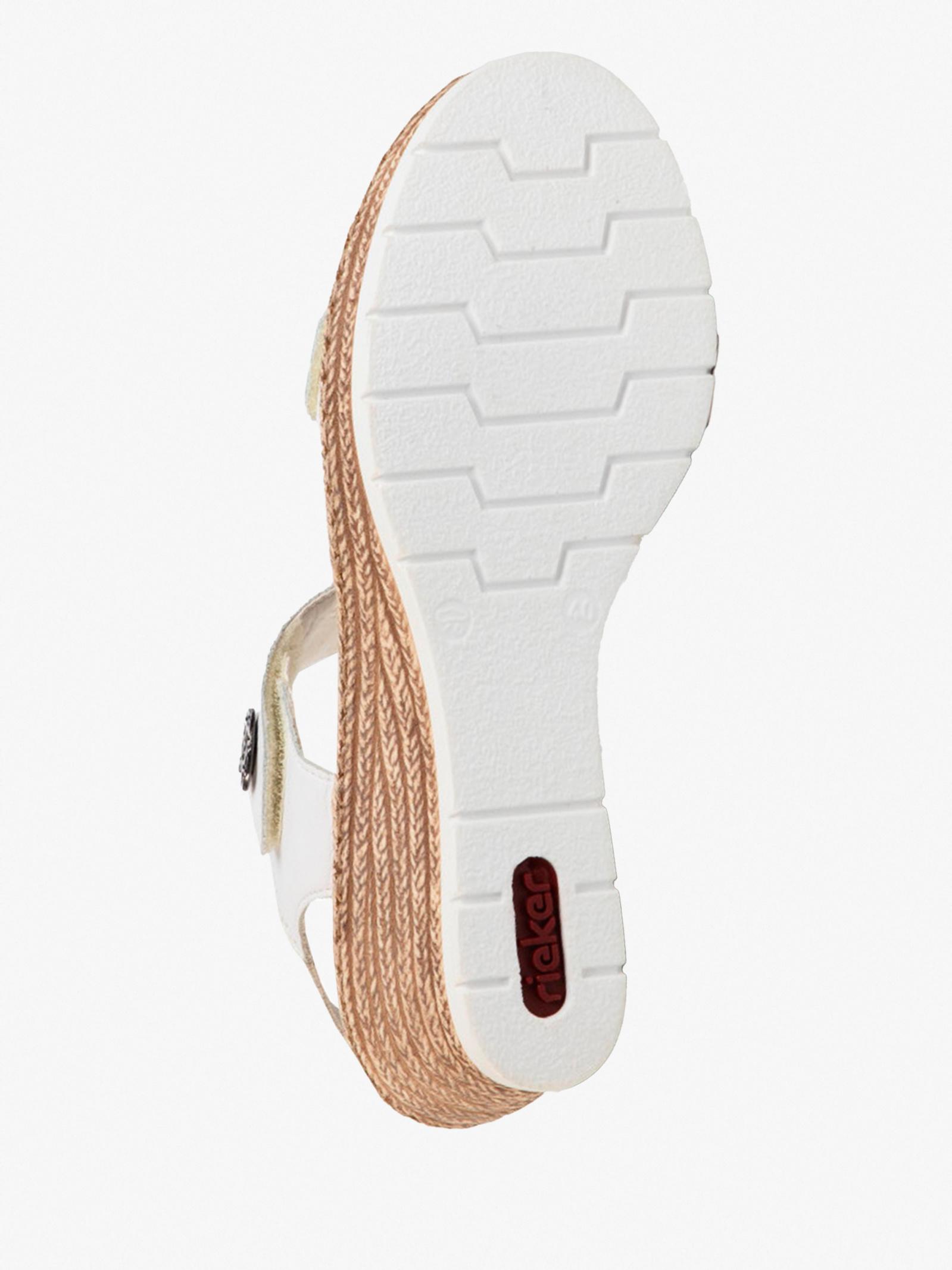 Босоніжки  для жінок RIEKER 619B9/80 модне взуття, 2017