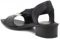 Босоніжки  для жінок RIEKER 62662/01 модне взуття, 2017