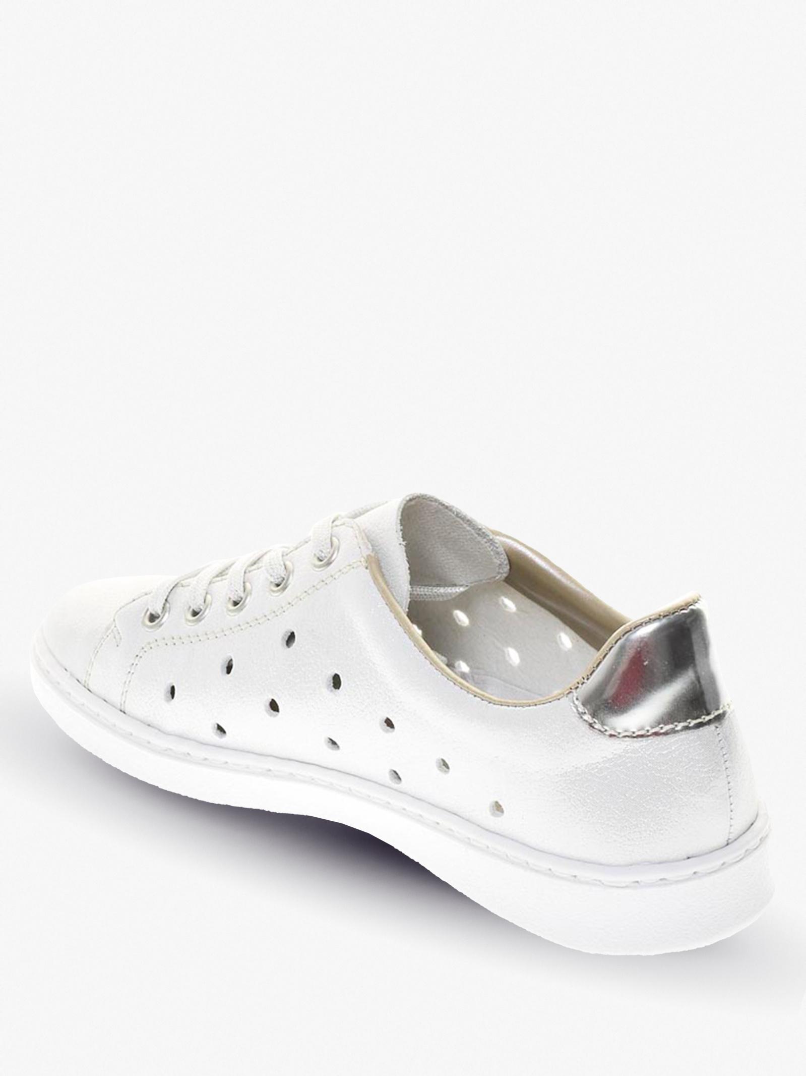 Кеди  для жінок RIEKER N4896/80 розмірна сітка взуття, 2017
