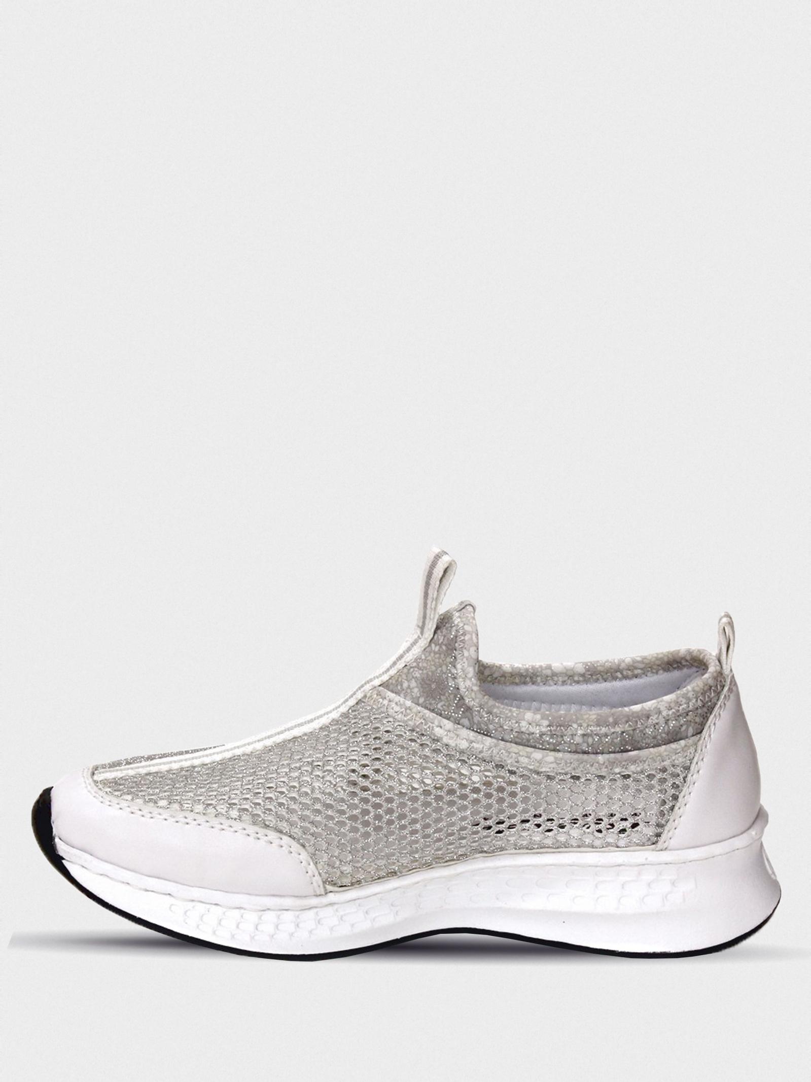 Слипоны для женщин RIEKER N5654/80 размеры обуви, 2017