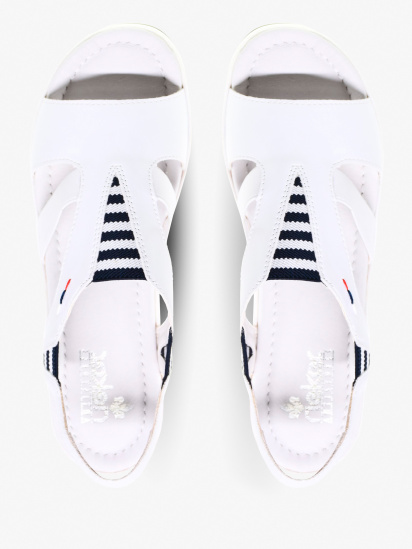 Сандалі  для жінок RIEKER V02Y5/80 модне взуття, 2017