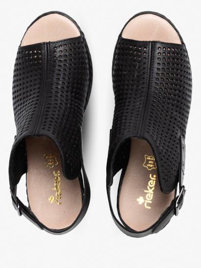 Босоніжки  для жінок RIEKER V0590/00 купити взуття, 2017