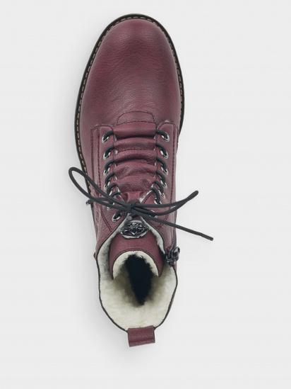 Черевики  для жінок RIEKER // розмірна сітка взуття, 2017