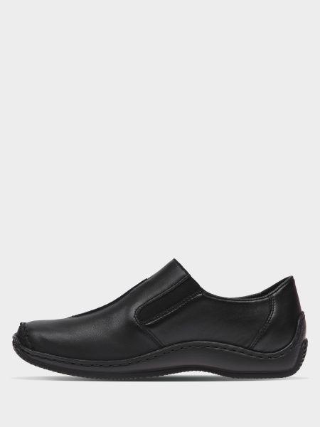Туфли для женщин RIEKER RW611 примерка, 2017