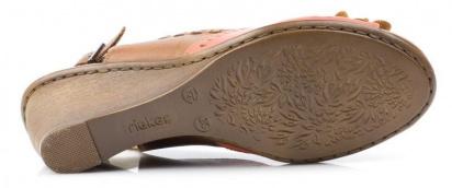 Босоніжки  для жінок RIEKER V1165(38) купити взуття, 2017