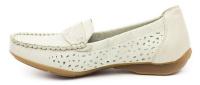 Мокасины женские RIEKER 40556(80) размеры обуви, 2017