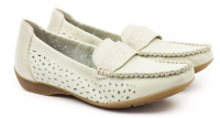 Мокасины женские RIEKER 40556(80) размерная сетка обуви, 2017