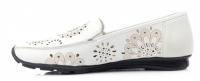 Мокасини  для жінок RIEKER 53557(80) модне взуття, 2017