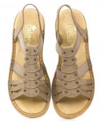 Сандалі  для жінок RIEKER 60857(64) купити взуття, 2017