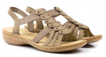 Сандалі  для жінок RIEKER 60857(64) розміри взуття, 2017