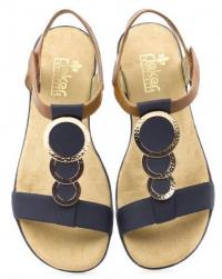 Сандалі  для жінок RIEKER 64278(16) купити взуття, 2017