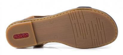 Сандалі  для жінок RIEKER 64278(16) модне взуття, 2017