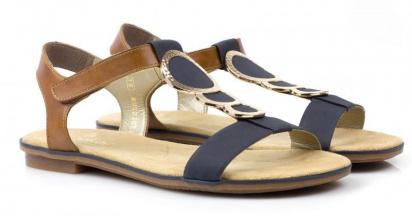 Сандалі  для жінок RIEKER 64278(16) розміри взуття, 2017