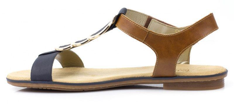 RIEKER Сандалии  модель RW869 размеры обуви, 2017