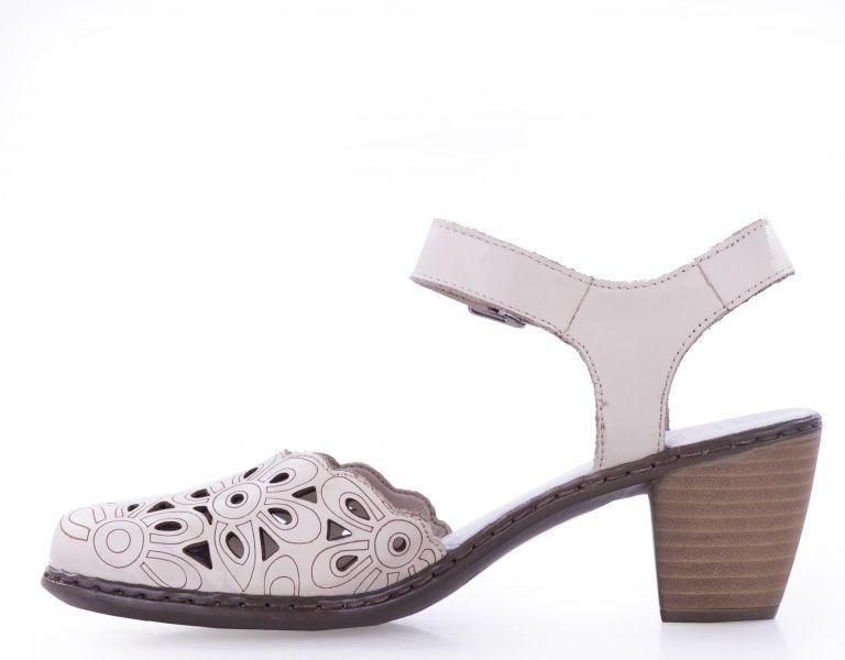 Туфли для женщин RIEKER RW873 примерка, 2017