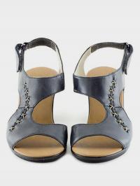 Босоножки для женщин RIEKER 64180(12) модная обувь, 2017