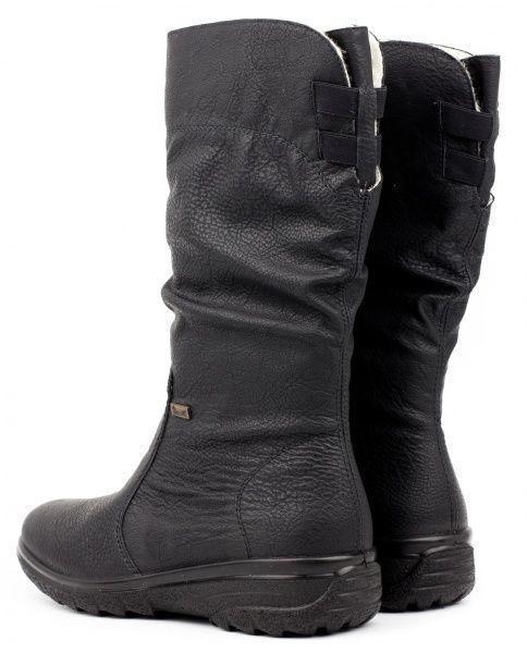 Сапоги для женщин RIEKER RW896 размерная сетка обуви, 2017