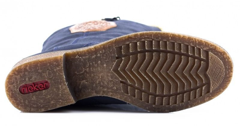 Сапоги для женщин RIEKER RW898 размеры обуви, 2017
