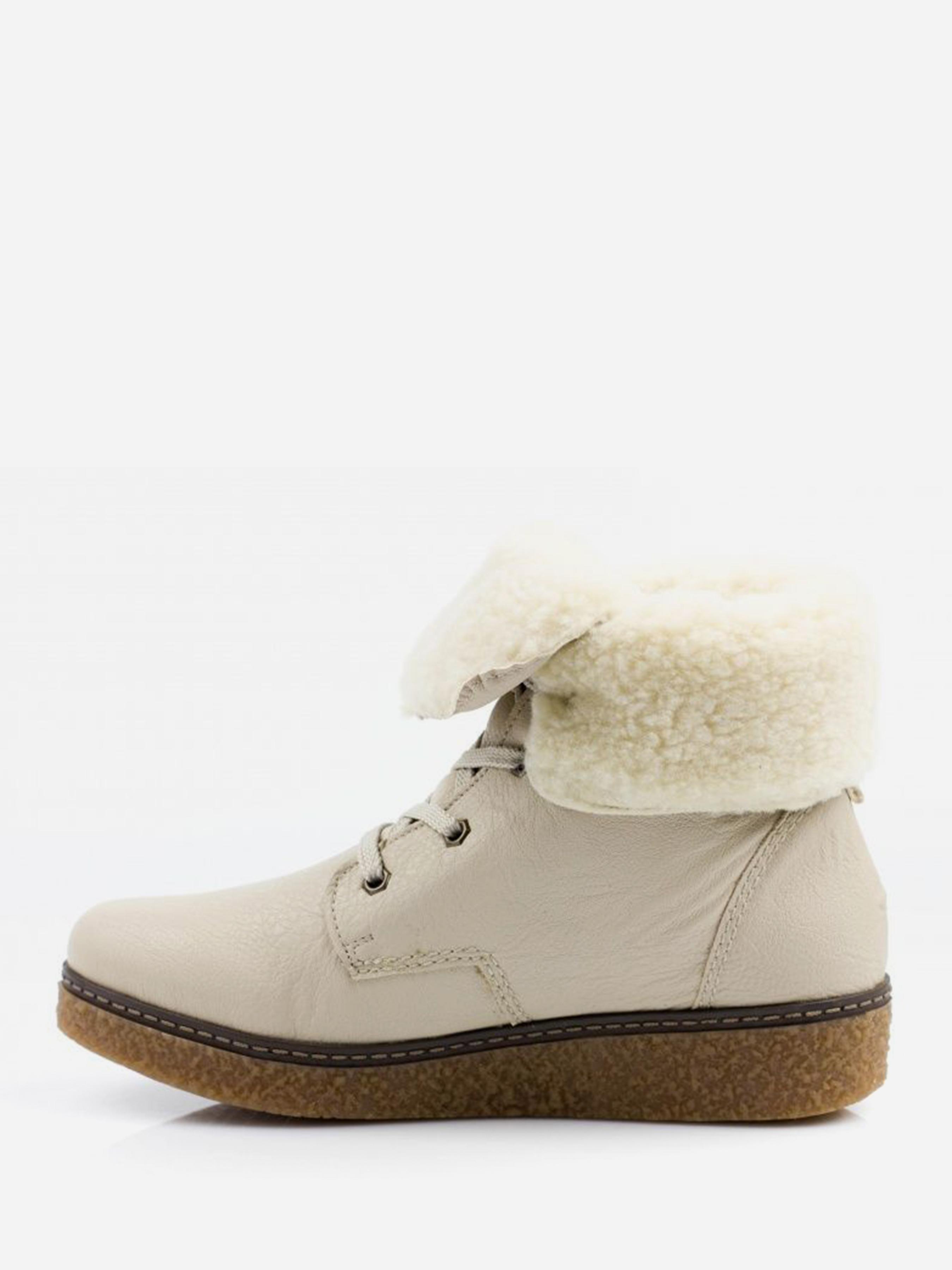 Ботинки для женщин RIEKER RW906 брендовые, 2017
