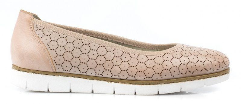 RIEKER Полуботинки  модель RW941 размерная сетка обуви, 2017