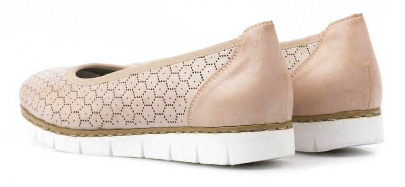 Полуботинки для женщин RIEKER RW941 брендовая обувь, 2017